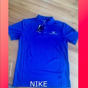 Nike Golf Dri-Fit Polo Sz M